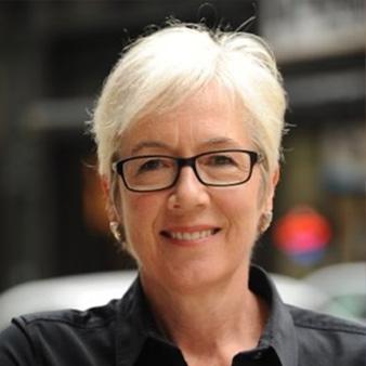 Lois Brink headshot