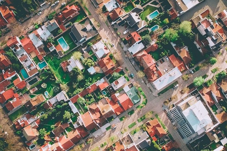 Image Credit:  Stock Photo of Housing. Martin Sanchez, Unsplash