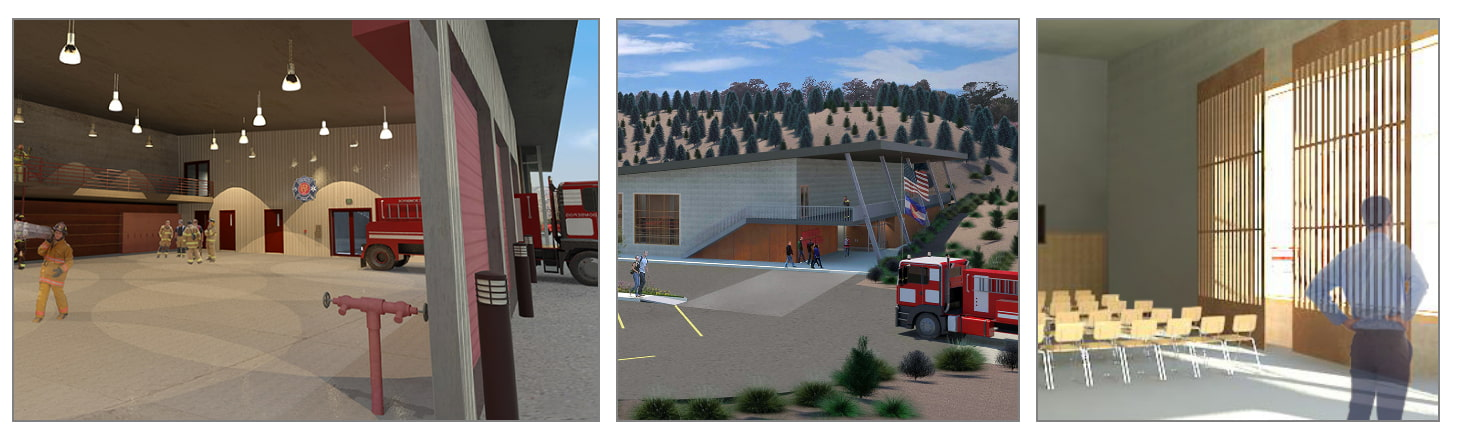 Manitou Springs Fire Training Facility
