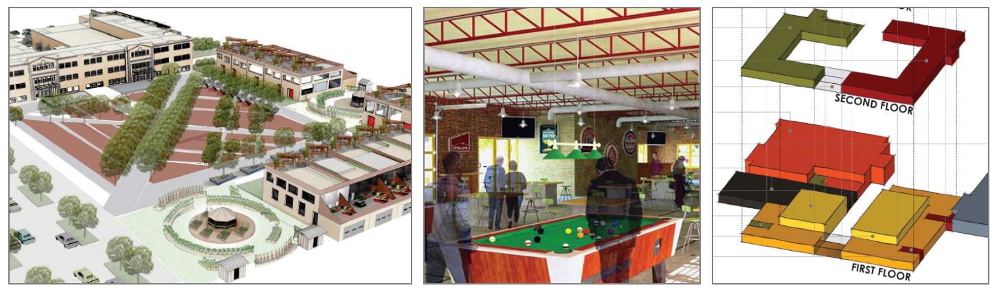 Morgan School Building Repurpose