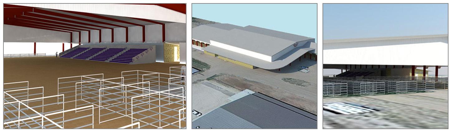 Phillips County Fairgrounds Exhibit Design Concepts