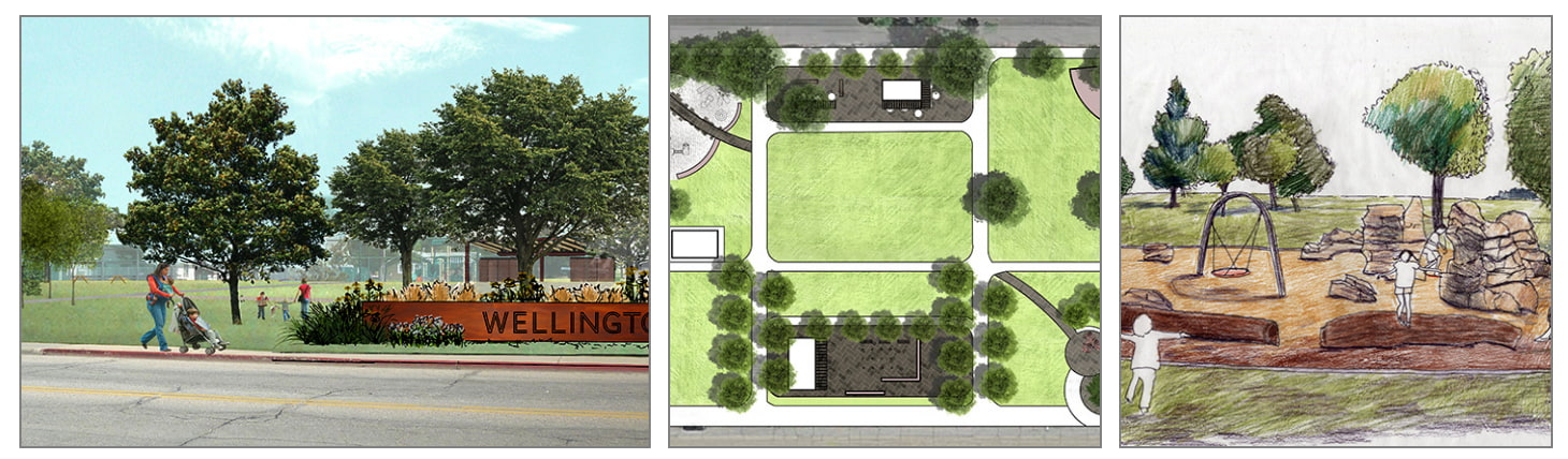 Centennial Park Master Plan
