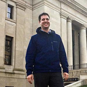 MURP Alumni Josh Olson