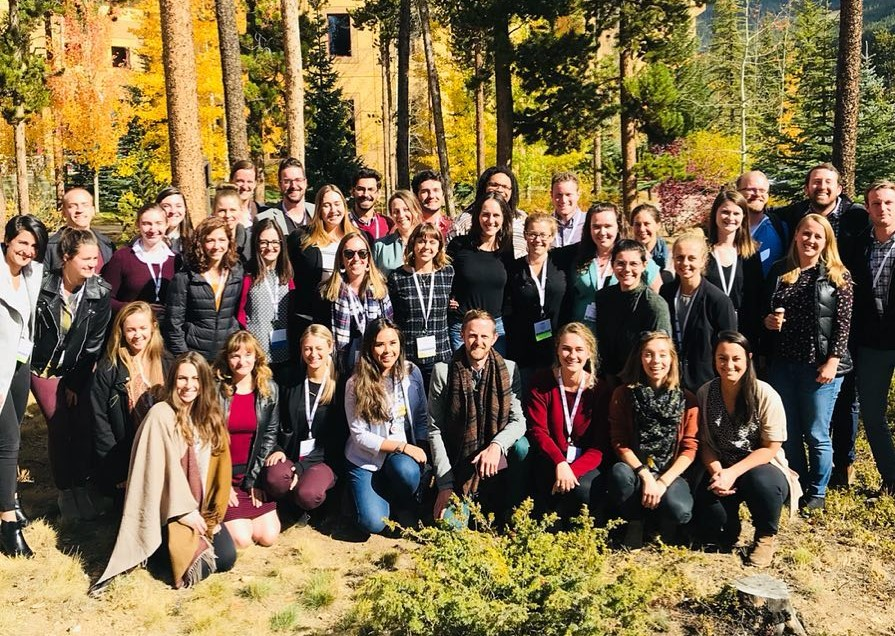 MURP Students at the 2018 APA CO Conference