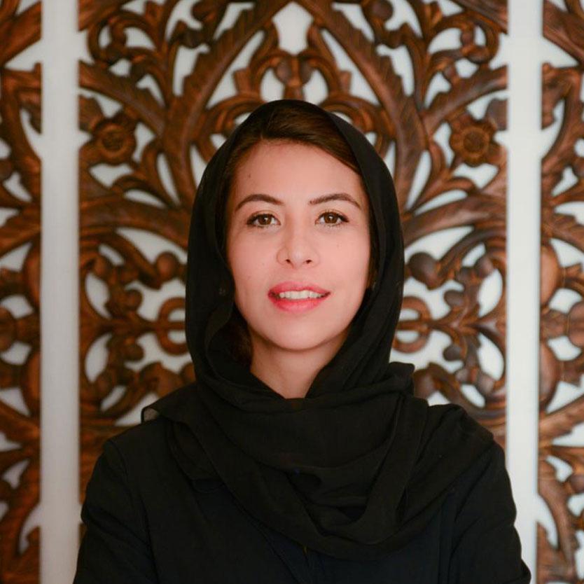 Alaa Q. Al-Ban headshot