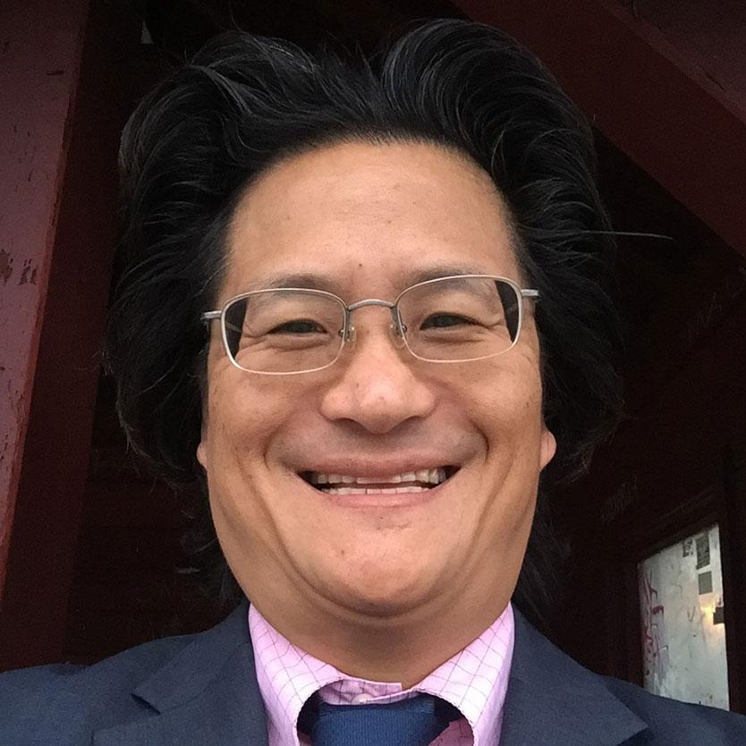 Euk Kwon headshot